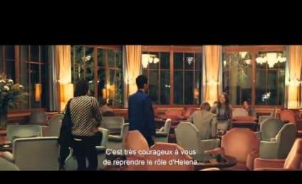 Kristen Stewart: Nearly Nude in Clouds of Sils Maria Trailer!