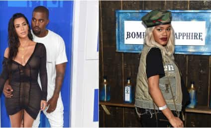 Kim Kardashian: Girl-Crushing Hard On Teyana Taylor
