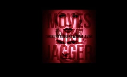 """First Listen: Christina Aguilera and Adam Levine Duet on """"Moves Like Jagger"""""""