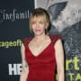 Courtney Love Red Dress Pic