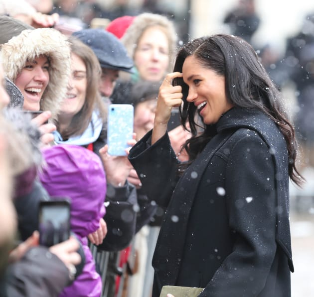 Meghan Markle: How Is She Preparing For Birth?