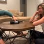 Tyler cameron and hannah brown play spin the bottle on tiktok