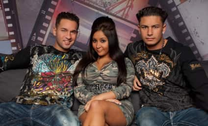 Jersey Shore: Creepin' on South Beach in Season 2!