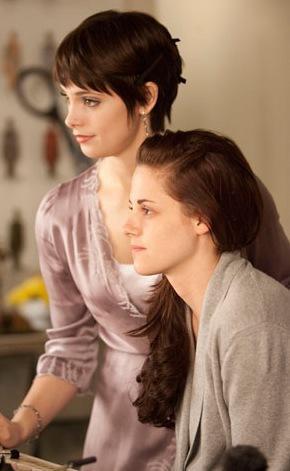 Bella and Alice Cullen