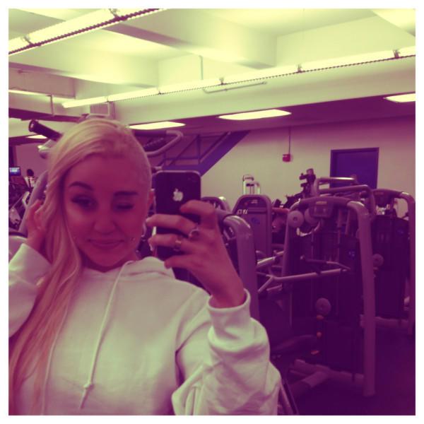 Amanda Bynes Instagram Selfie