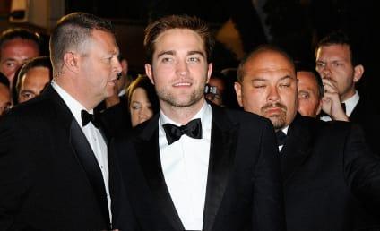 Robert Pattinson Shoots Down Catching Fire Casting Rumor