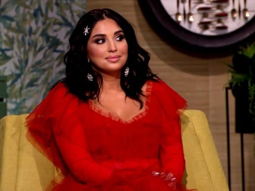 Leva Bonaparte at the Season 7 Reunion
