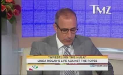 Linda Hogan on Marriage to Hulk Hogan: SCARY!