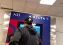 Vanilla Ice Gets Heated, Melts Down at Delta Terminal
