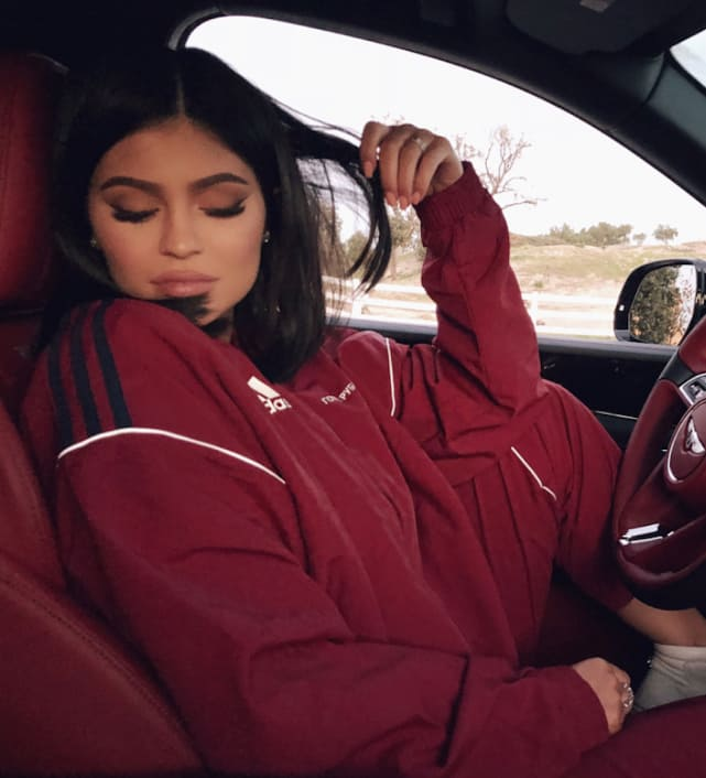 Kylie jenner post birth