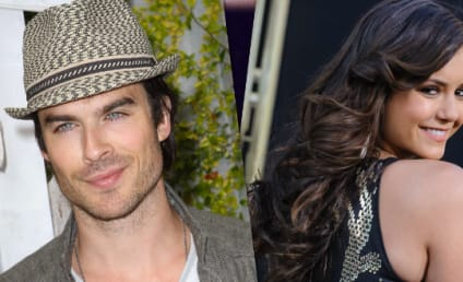 Nina Dobrev and Ian Somerhalder: Back Together?!