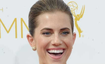 Allison Williams Motorbutted on Girls: How Did Brian Williams React?