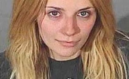 Mischa Barton Mug Shot, Police Statement Released