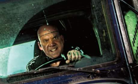 Paul Giamatti as Rhino in The Amazing Spider-Man 2