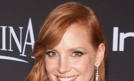 Jessica Chastain Golden Globes
