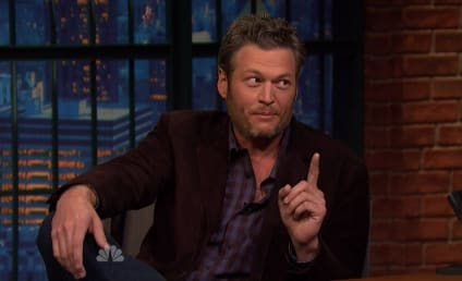 "Blake Shelton Teases ""INSANE"" Announcement to Come"