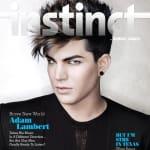 Adam Lambert Instinct Cover