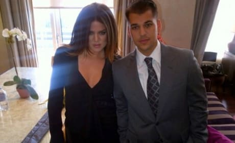 Rob Kardashian, Khloe Kardashian