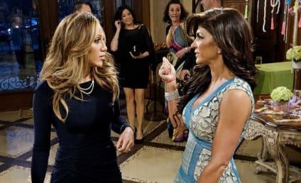 Teresa Giudice and Melissa Gorga: Totes BFFs, Totes Ignoring Jacqueline Laurita