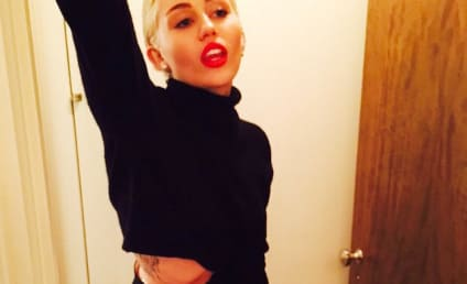 Miley Cyrus: Dissing Selena Gomez on Instagram?