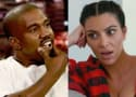 Kim Kardashian & Kanye West: Living Separate Lives, Headed For Divorce [Report]