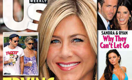 Jennifer Aniston and Justin Theroux: Trying For a Baby (Allegedly)!