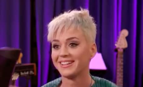 Katy Perry on Today
