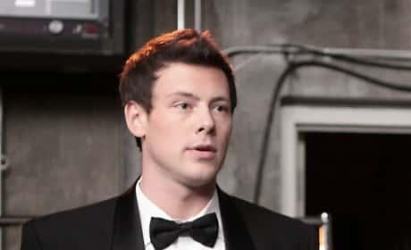 Cory Monteith as Finn