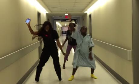 Watch This Mother-to-Be Whip, Watch Her Nae Nae