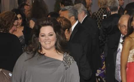 Melissa McCarthy Oscars Dress