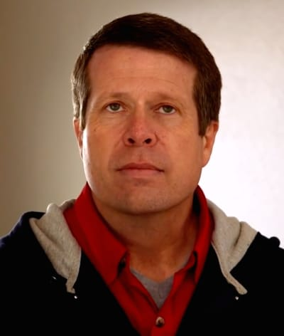 Jim Bob Duggar Eye Roll