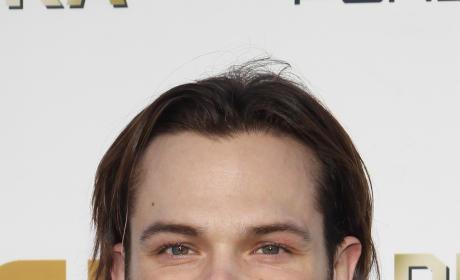 Smiling Jared Padalecki