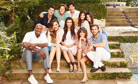 Lamar and Family