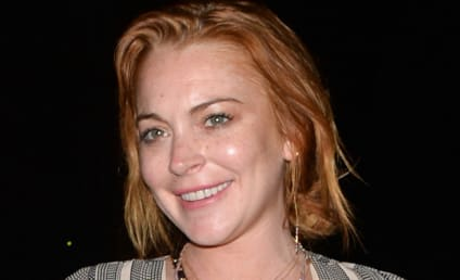 Lindsay Lohan Drops N-Word on Instagram, Quickly Deletes It