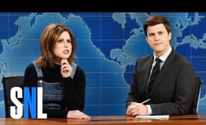 Jennifer Aniston Reprises Her Friends Role on SNL!!!!!!