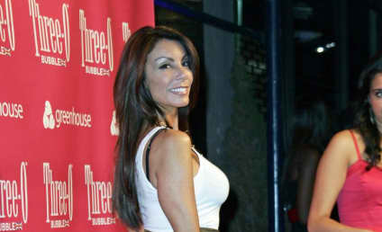 Danielle Staub: Rejected by Constantine Maroulis!