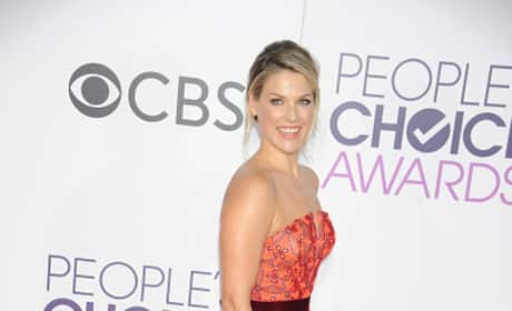 Ali Larter at the People's Choice Awards