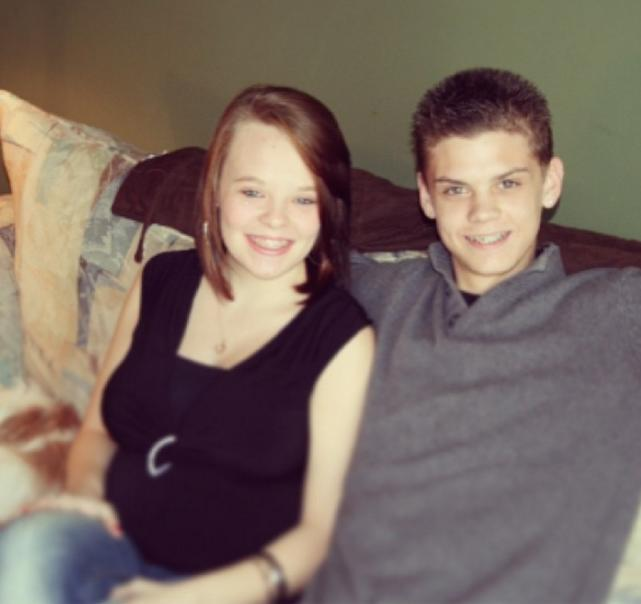 Catelynn Lowell and Tyler Baltierra's Adorable Throwback