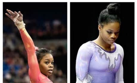 Gabby Douglas: Hot in Competition