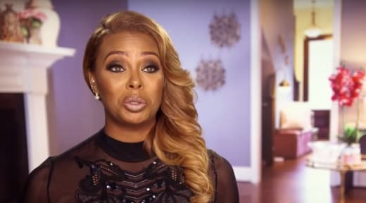 Eva Marcille Blasts Claims That She's Broke