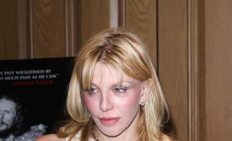 Courtney Love Photograph