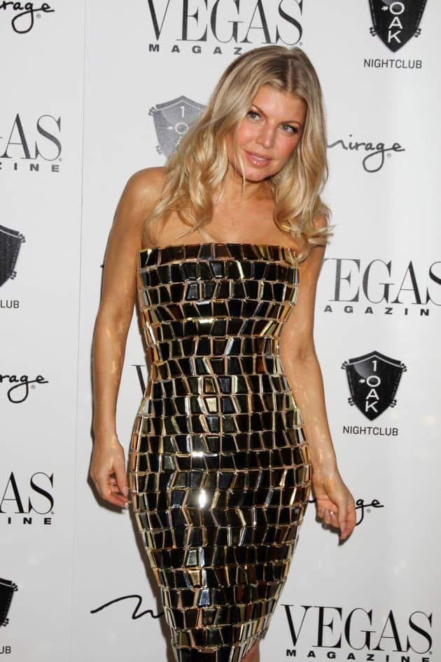 Fergie in Vegas