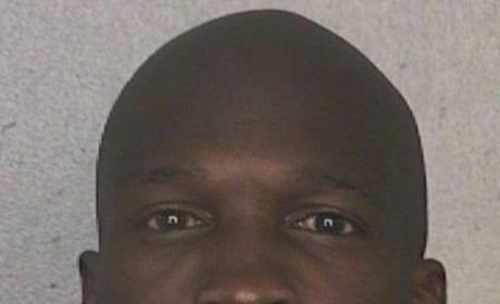 Chad Johnson Mugshot