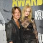 Nicole Kidman and Keith Urban at the CMTs