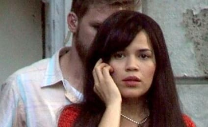 America Ferrera and Ryan Piers Williams are Engaged