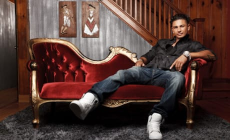 Nice Pauly D Picture