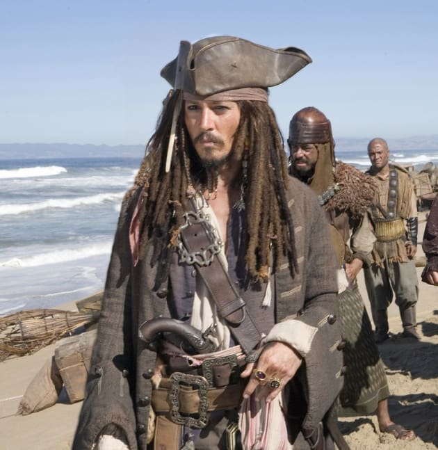 Captain Jack Sparrow Picture