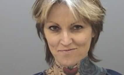 Jesse James' Insane Ex-Wife: The Mug Shot