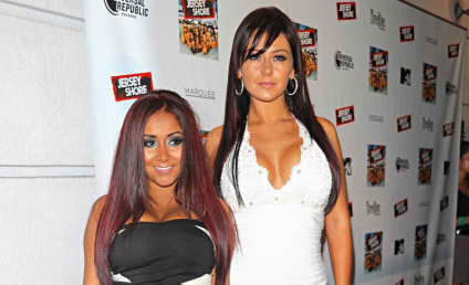 Snooki, J-Woww Promote Jersey Shore Soundtrack