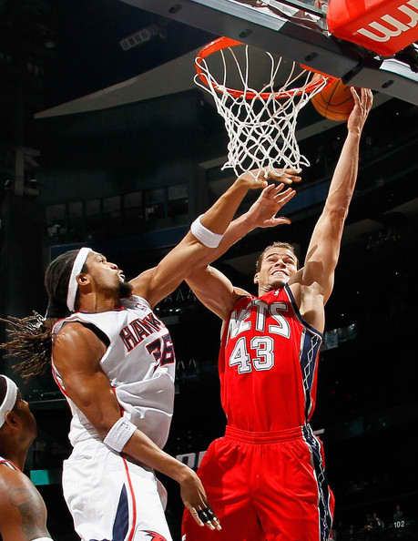 Kris Humphries on the Nets